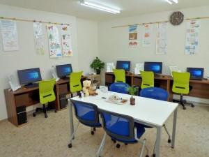 2016年夏のパソコン教室の様子